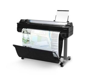 Impresora gran formato HP Designjet serie T520